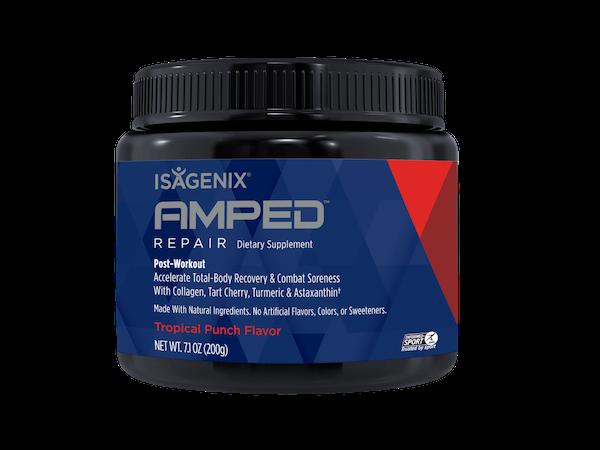 Isagenix AMPED Repair