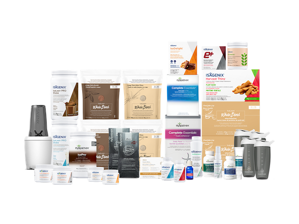Isagenix Ultimate Pack USA Can