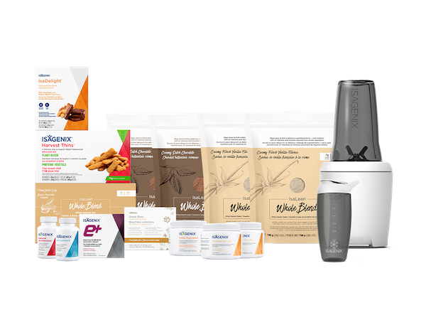 Isagenix Weight Loss Premium