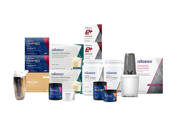 The Isagenix Value Pack USa